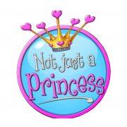 Not Just A Princess Logo